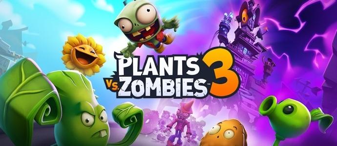 Plants vs. Zombies™ 3植物大战僵尸3