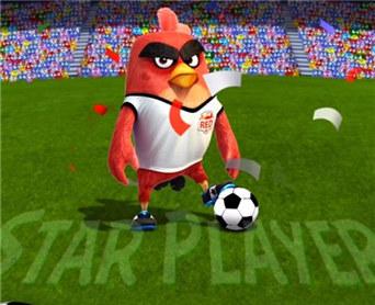 《愤怒的小鸟足球队》即将上架