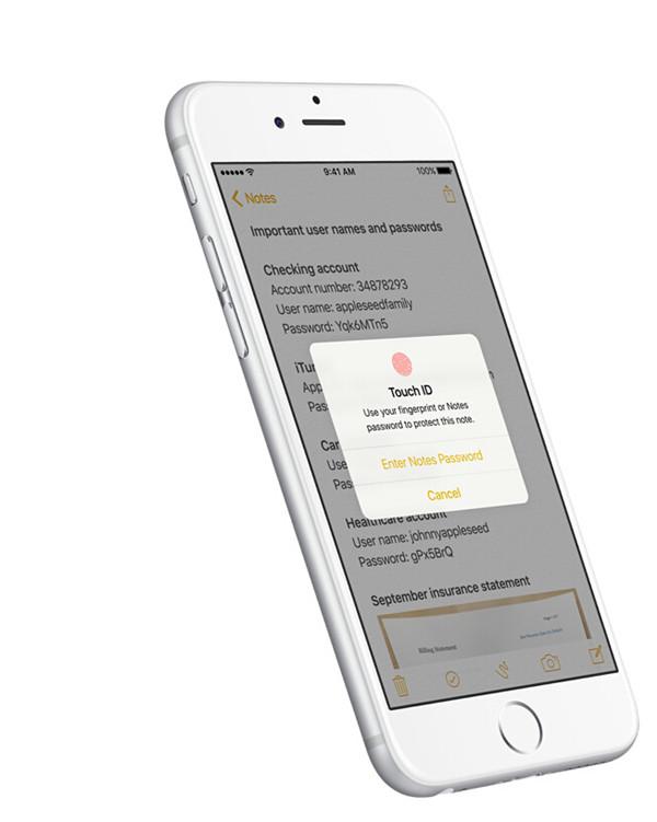 苹果中国官网放出iOS9.3更新内容