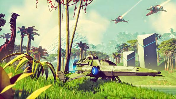 《无人深空》生存预告片公布 超震撼游戏画面