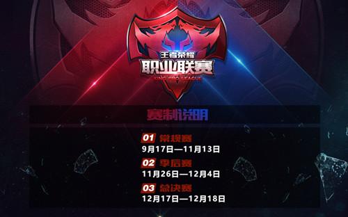 9月17日至18日,我们将迎来《王者荣耀》职业联赛的首周比赛.