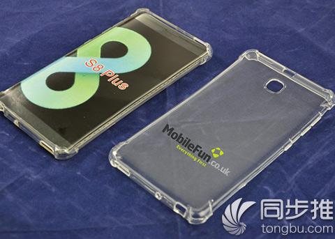 疑似Galaxy S8 Plus手机壳曝光:未采用后置双摄?