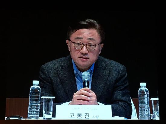 三星手机负责人:对一开始中国不在召回之列致歉