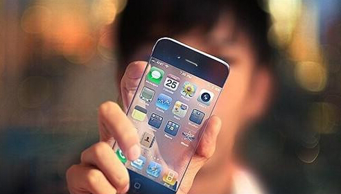 无边框半透明iPhone?没想到苹果有这样的专利