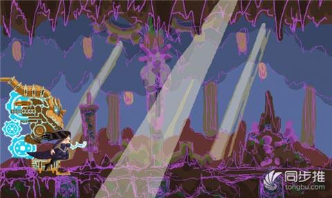怪异跑酷游戏《恶毒机器》2月7日上架!
