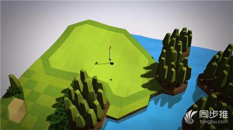 画面精美 《OK Golf》2月9日上架!