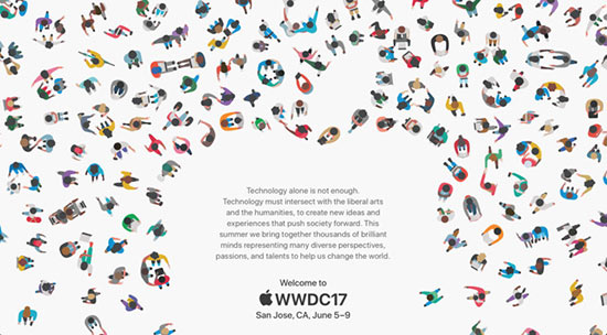 现场见证iOS11?你摇到WWDC17大会的门票了么?