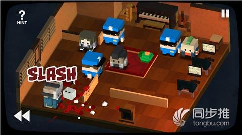 像素动作游戏 《远离杀戮营地》2月14日上架!