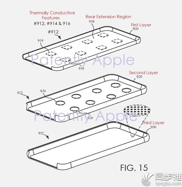 iPhone保护壳专利曝光:抗冲击又带散热系统