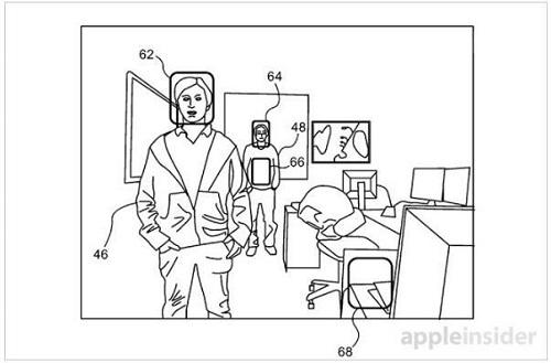 苹果已获得脸部识别专利 iPhone8或将有刷脸功能