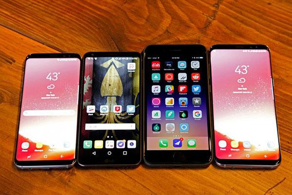 三星发布Galaxy S8/S8+新机 将于4月21日正式发售