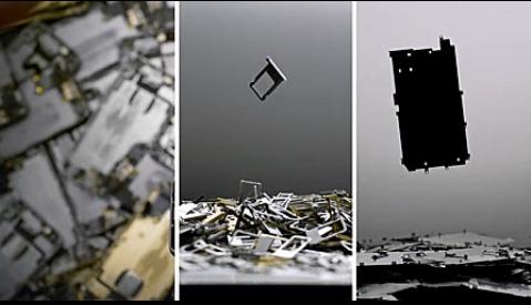 """苹果机器人一年可以""""毁掉""""这么多台 iPhone"""