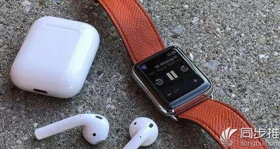 Apple Watch有潜力成为VR小配件 你觉得呢?