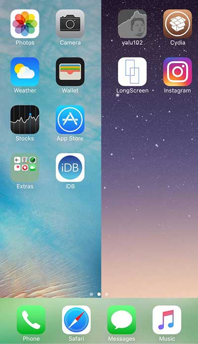 iOS10创意插件推荐:能让iOS设备的墙纸玩出更多花样
