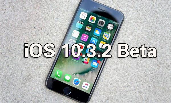 苹果推送iOS10.3.2 beta3更新:改善系统稳定性