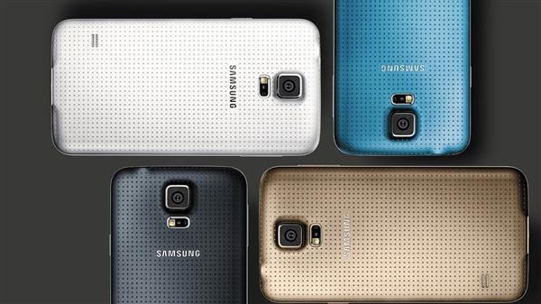 网友票选三星最丑旗舰机:Galaxy S5压倒性夺冠