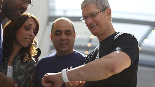 库克亲自测试苹果血糖追踪设备:很强大