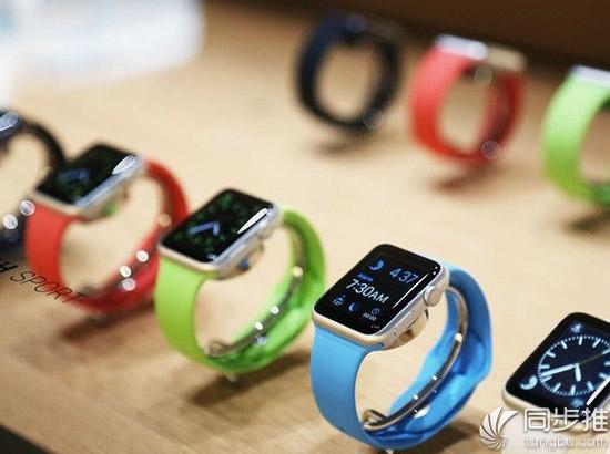 苹果专利为未来Apple Watch加入柔性屏