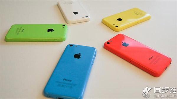 苹果售后福利:iPhone5c 16GB备机缺货,维修换32GB