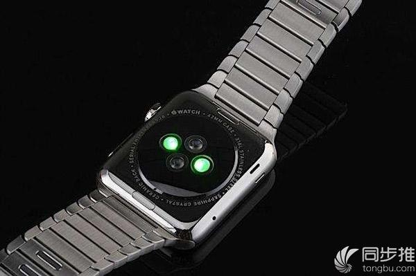 有戏?苹果新专利曝光了先进的心率监测器