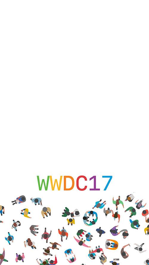 WWDC2017壁纸下载,历届WWDC壁纸下载