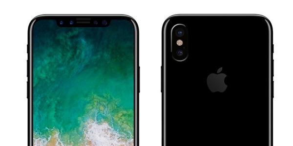 面部识别功能要来了!供应商证实iPhone8提供3D感应镜头