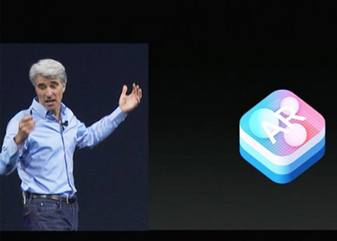 WWDC17亮点:苹果终于正式进军AR/VR市场