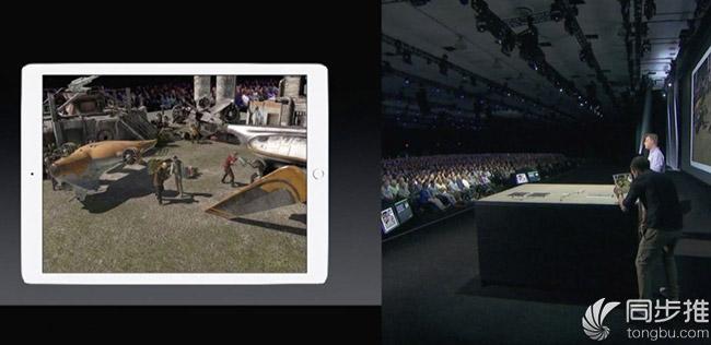 虚拟引擎之父:iOS支持AR引来大批开发者