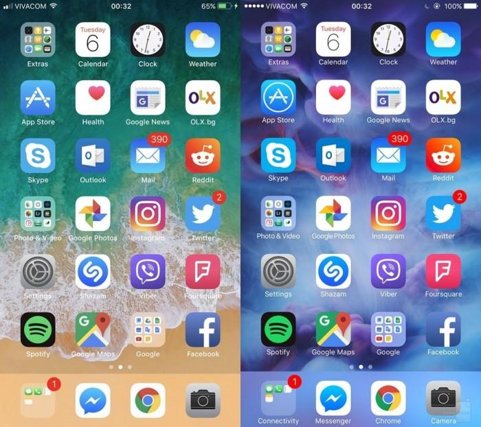 iOS11对比iOS10到底有什么变化?