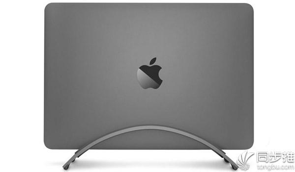 这款MacBook立式支架已新增星空灰配色