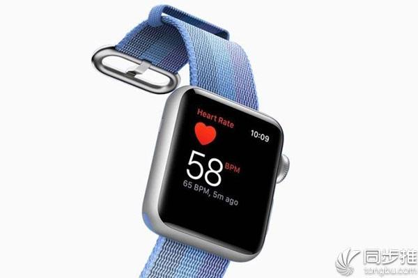 苹果Apple Watch可帮助医生监测心脏病
