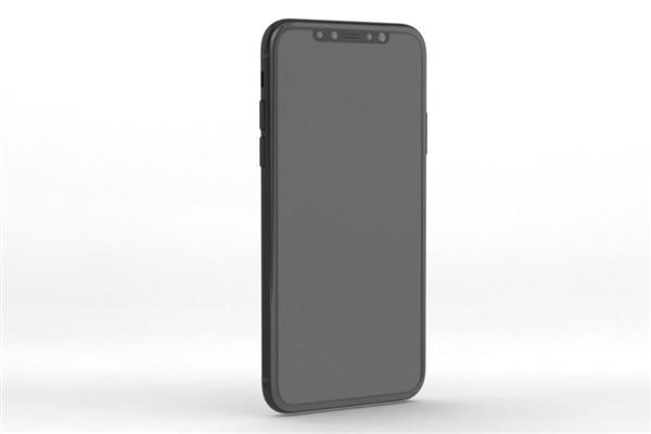 或迎来10年来最大变化 iPhone8外形设计最新曝光