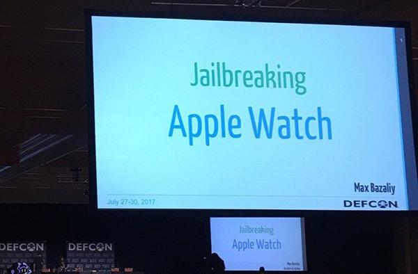 Apple. Watch 被成功越狱了,你期待吗?