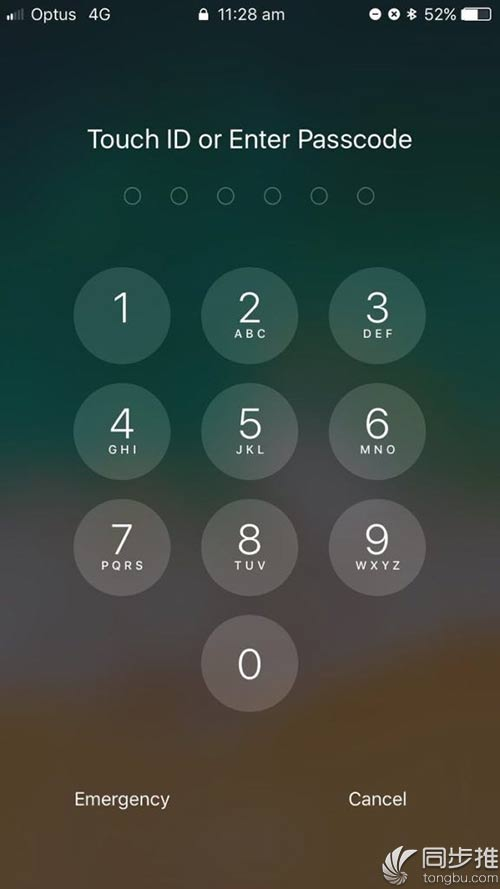 iOS10越狱插件:为iOS10设备带来iOS11锁屏