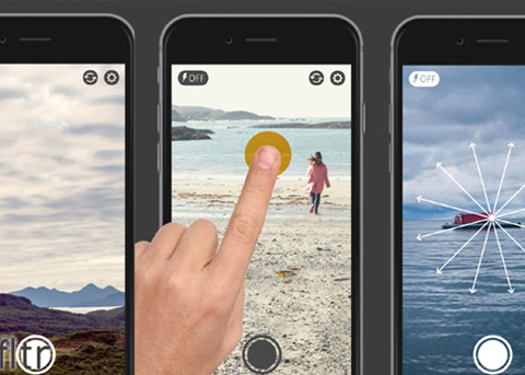 AppleStore免费兑换福利:infltr - 无限滤镜,探索P图无限可能
