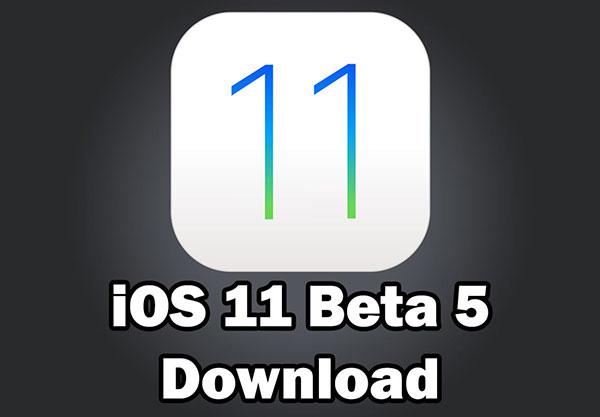 iOS11 beta5怎么样?iOS11 beta5固件下载和iOS11升降级攻略