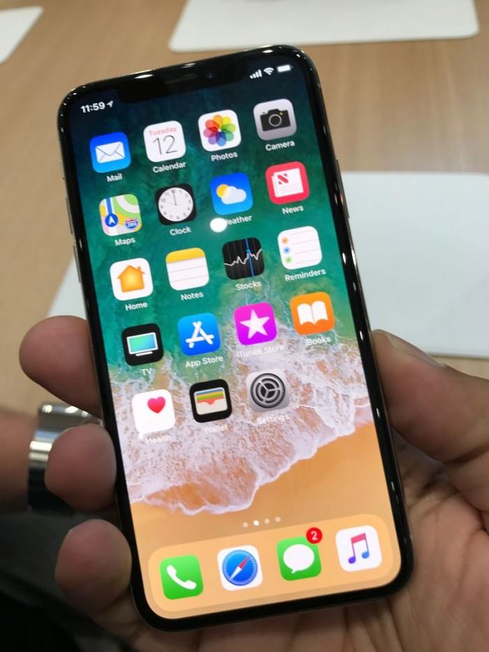 iPhone X现场真机上手 你喜欢吗?