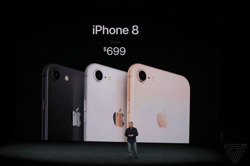 iPhone 8 Plus售价多少钱?相比 iPhone 7 系列产品线小幅提升