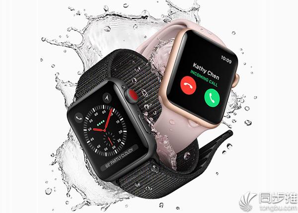 苹果W2芯片提升手表速度 保持电池寿命