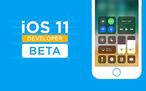 惊不惊喜?苹果推送iOS11 beta9更新!