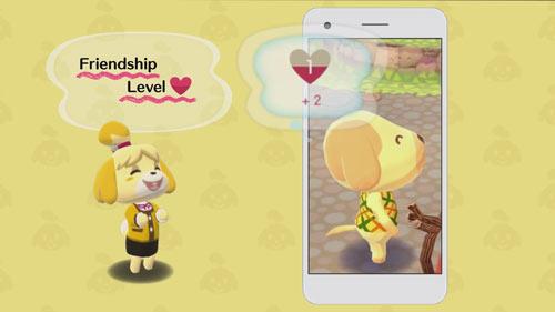 任天堂经典 IP《动物之森》上架 iOS,萌到内伤的模拟养成游戏
