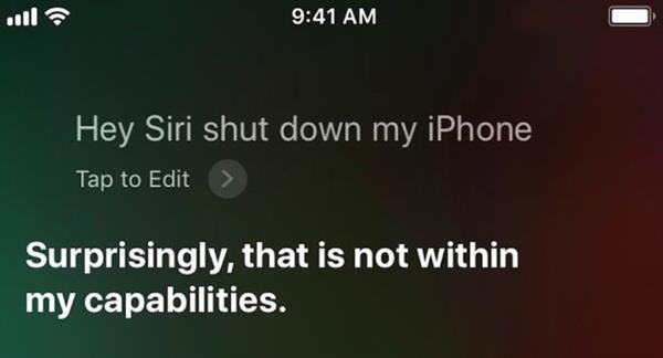 iOS11小技巧:没有电源按钮 iPhone如何关机