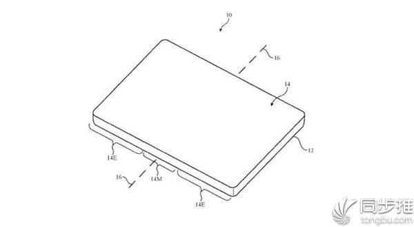 苹果又获可折叠显示专利 真的要做可折叠iPhone的节奏?