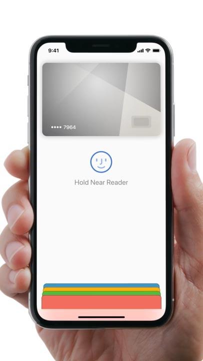苹果分享教学视频:如何用iPhone X刷脸支付?