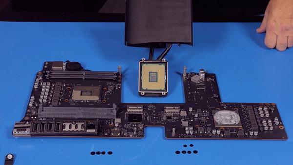 iMac Pro首拆:拆解较难 但升级潜力巨大