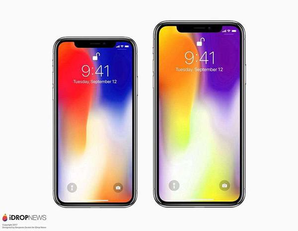 大屏iPhone X的OLED来自LG 苹果豁出去了