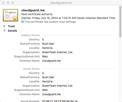 注意防范!macOS上出现新的DNS恶意劫持程序