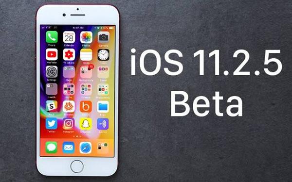 苹果发布iOS11.2.5 beta4更新 修复homekit漏洞