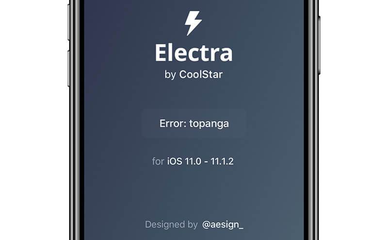 iOS11~11.1.2越狱工具Electra更新:终于支持Cydia了!