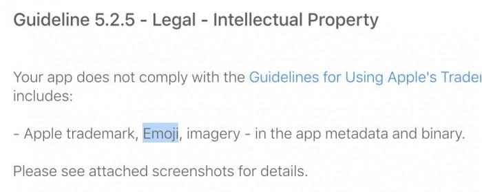 苹果疑似正在禁止第三方软件使用其emoji表情 你怎么看?